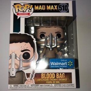 Blood bag pop
